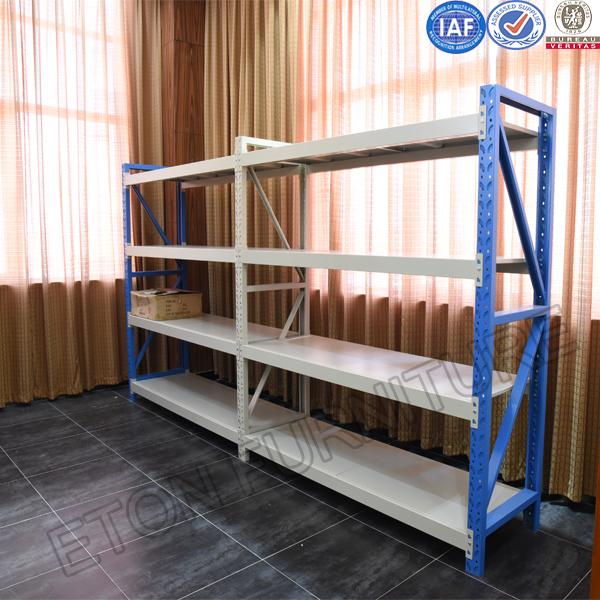 Large Warehouse Storage Heavy Duty Steel Loading Drive-in Pallet Rack