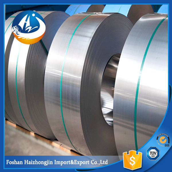 cold rolled 316L hairline finish stainless steel strip price