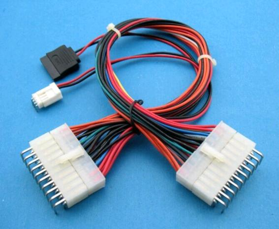 1.27mm wire harness assembly conncector 1.27 mm SATA connector