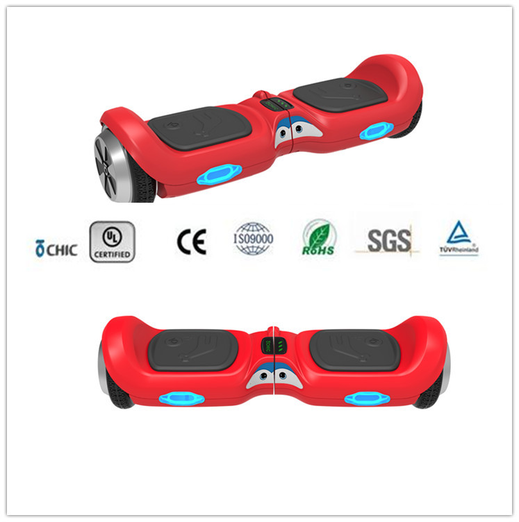 kids Scooter Q6 top quality factory price safe delivery hoverboard electric scooter