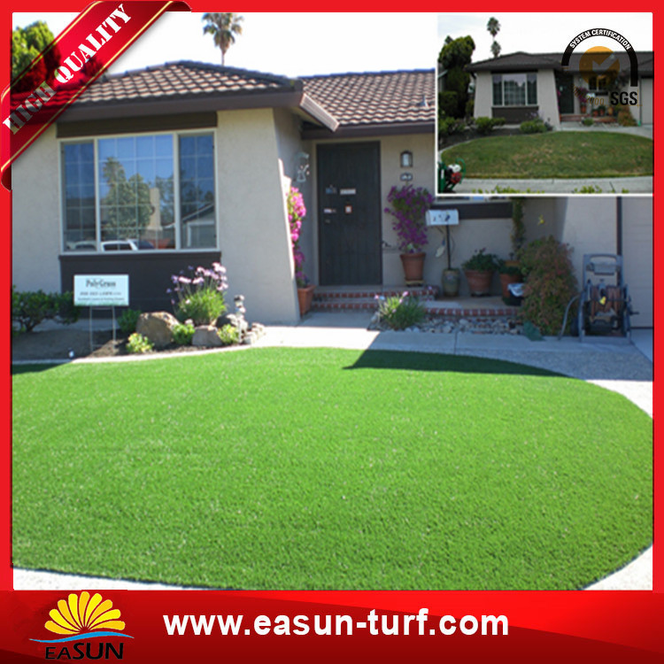 synthetic grass artificial turf for tennis court basketball playground-Donut