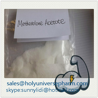 99% Purity Methenolone Acetate /Primobolan Depot /CAS15262-86-9