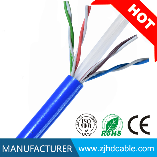Litang OEM UTP/FTP/SFTP cat6 network cable