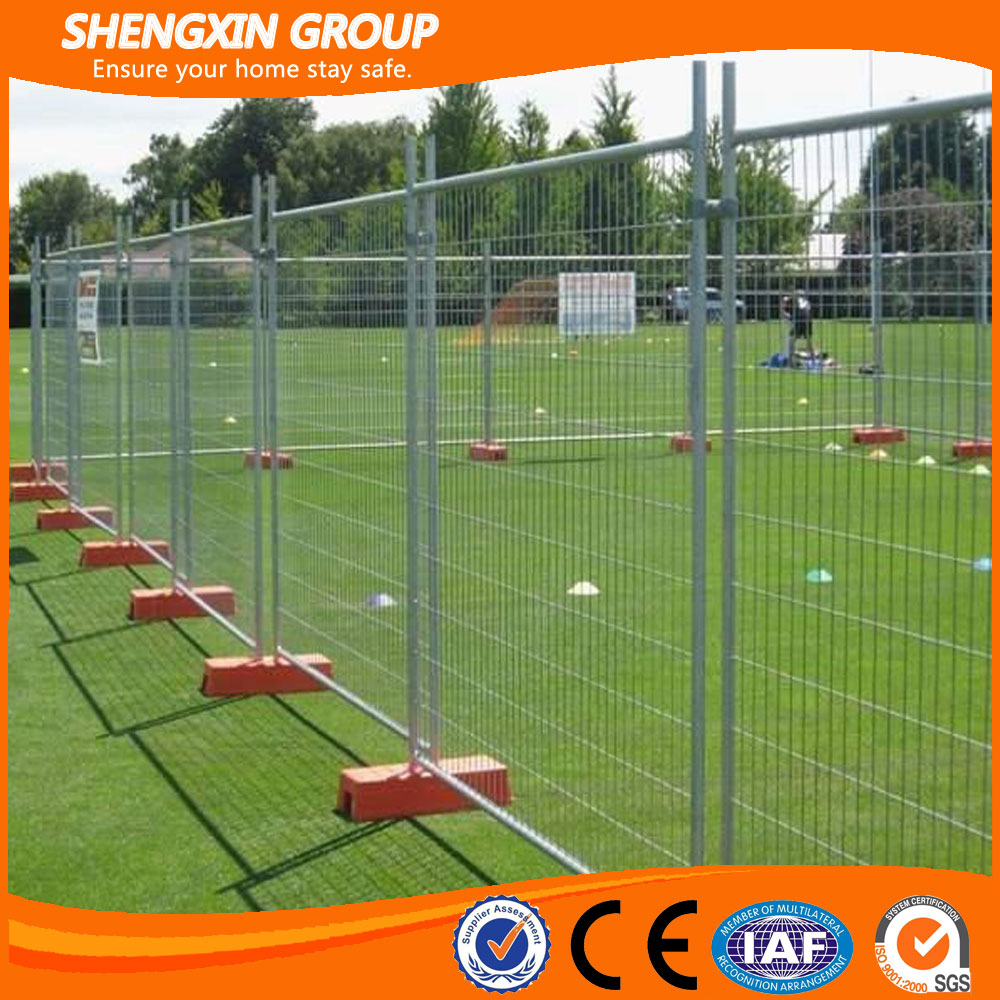 Hot sale Australia welded wire mesh temporary fence manufacturer