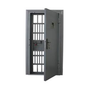 Jail hinged doorPrison steel doorJail cell door  sc 1 st  YINTIN INC & Jail hinged doorPrison steel doorJail cell door - YINTIN INC