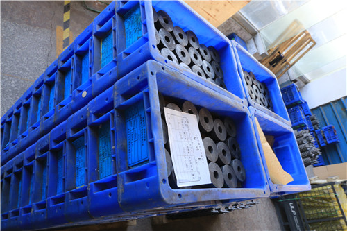 cold forging magnetic core blank for Korean Erae which cold forming parts