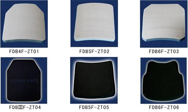 NIJ III IV UHMWPE ceramic ballistic body armor plate  sc 1 st  Hunan ZhongTai Special Equipment Co.Ltd & NIJ III IV UHMWPE ceramic ballistic body armor plate - Hunan ...