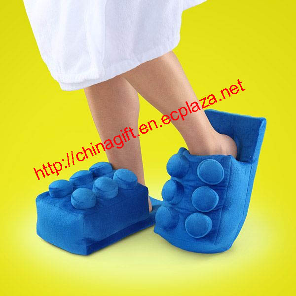 Building Brick Slipper (High Copy)