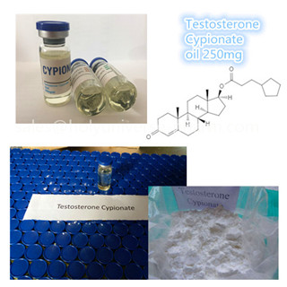 Gain Muscle Injectable Steroid Gear Testosterone Cypinoate 250mg/ml