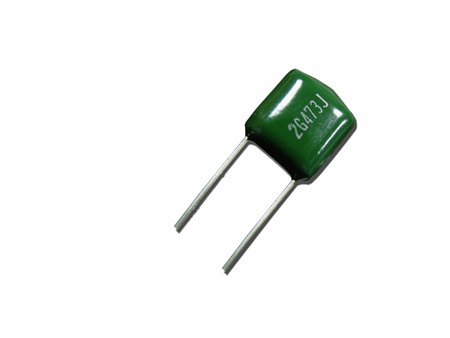 polyester film capacitor CL11