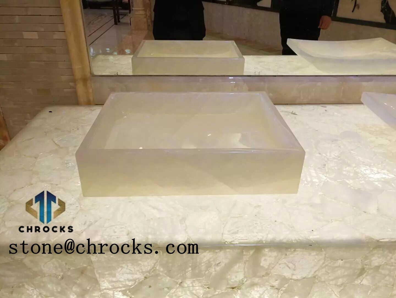Onyx Bath Sink,Wash Basin,Vessel Sink