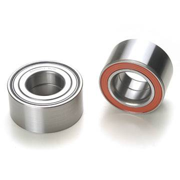Auto air conditioner compressor bearings
