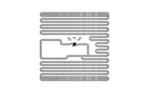 RFID UHF Inlay 50X30.5mm Higgs-3