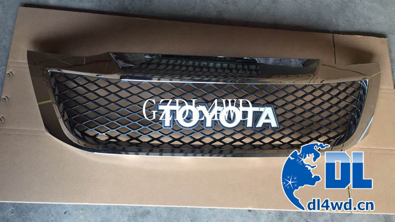 GZDL4WD vigo front grille for toyota hilux 2012