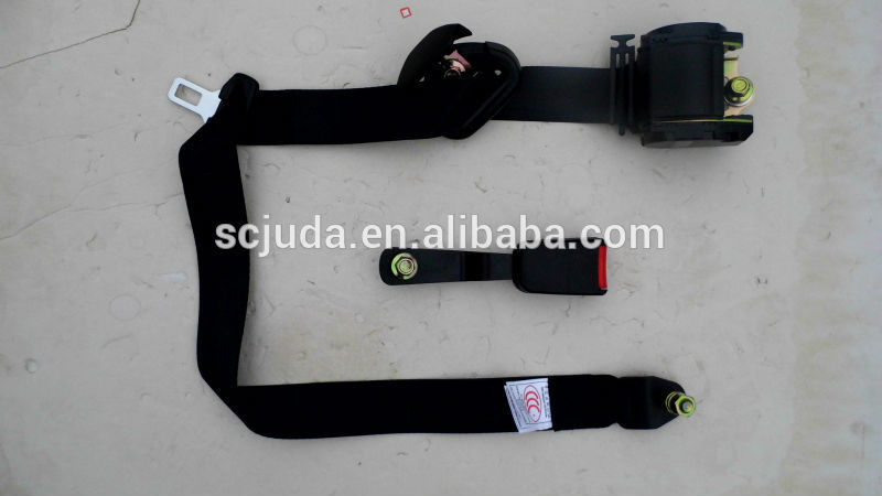 EV 3-point Auto Safety belt