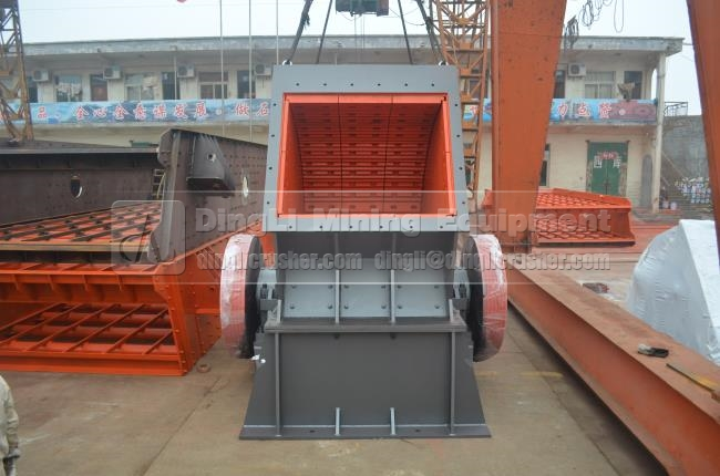 new condition hammer crusher with high quality and competitive price