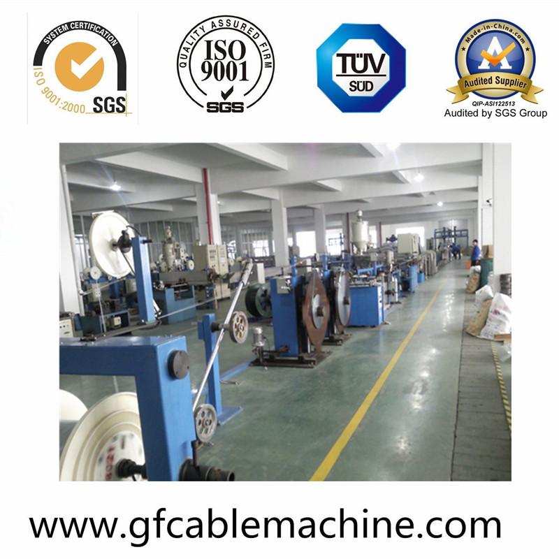 Optical Fiber Cable Sheath Extrusion Line and ADSS Fiber Production Line
