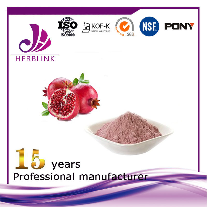 Pomegranate Fruit Powder skin elasticity new products 2017