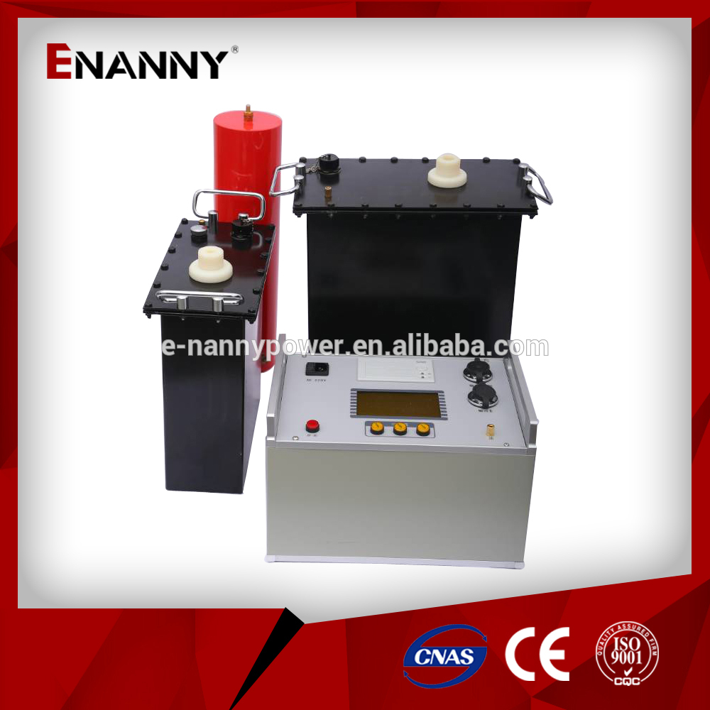 DBVLF-60kV High-accurate HV Cable Tester