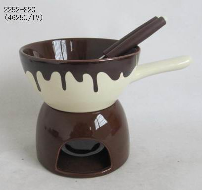 hot sale chocolate fondue set