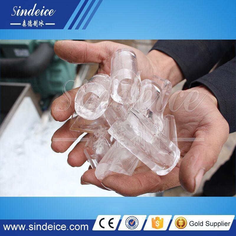 2017 Trade Assurance automatic tube ice machine