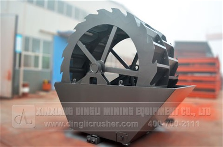 Best Selling Reliable quality sand washer of rubble for sale