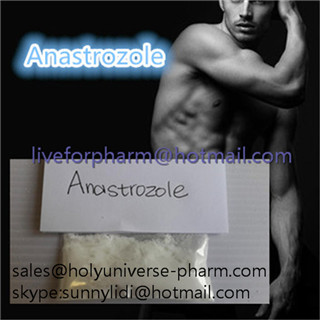 Anti Estrogen Steroid, anastrozole, Arimidex ,Cas120511-73-1