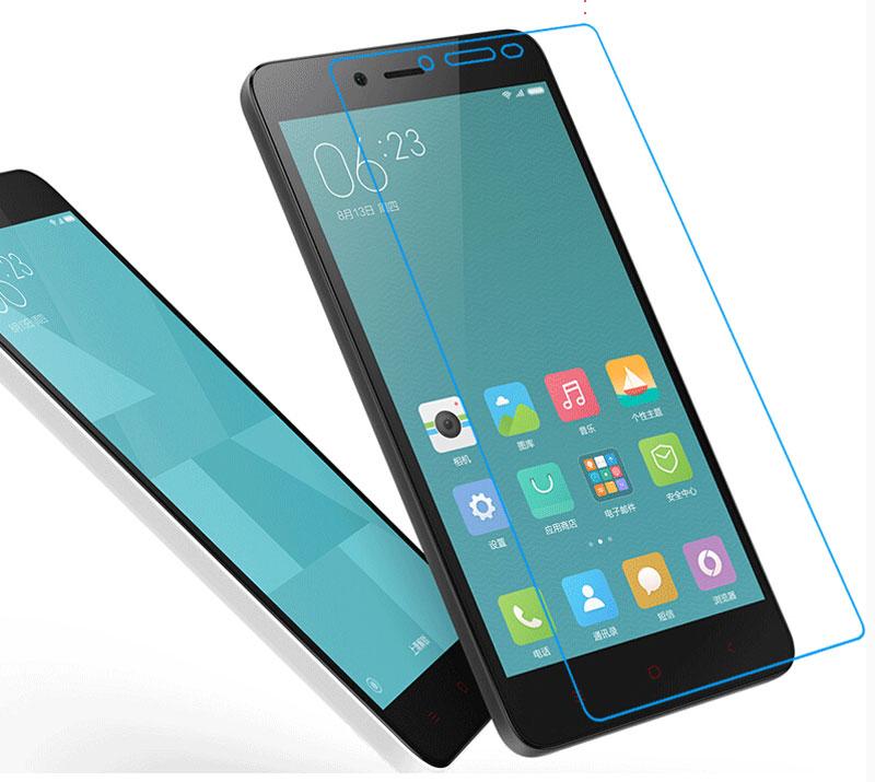 Factory price 2.5D 0.3mm 9H Premium Tempered Glass for Xiaomi Redmi 2 / Redmi Note 2 Note 3 / Mi3 /