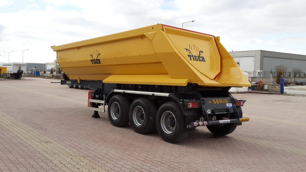 Tipper Semi Trailer