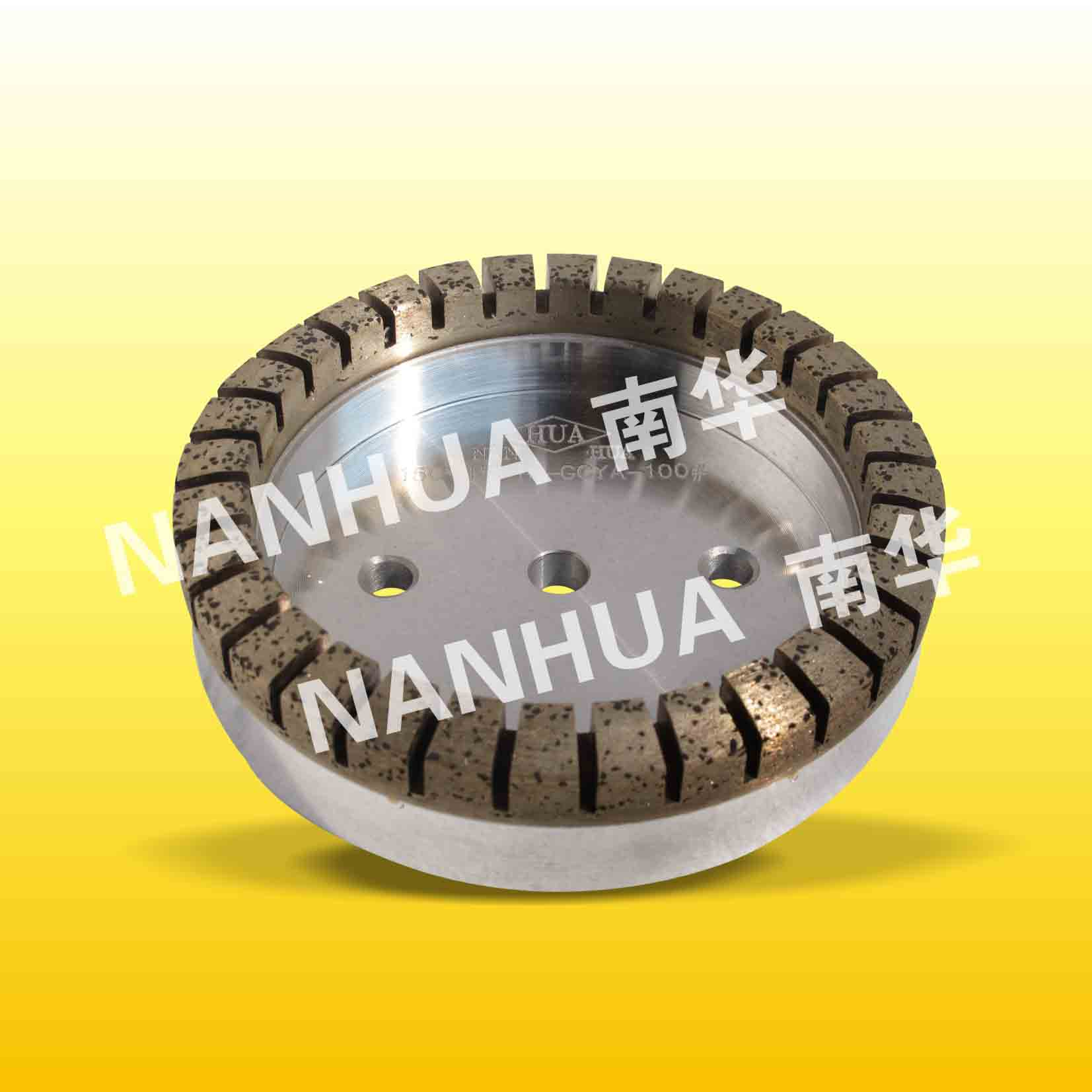 Full segmented Diamond Wheel