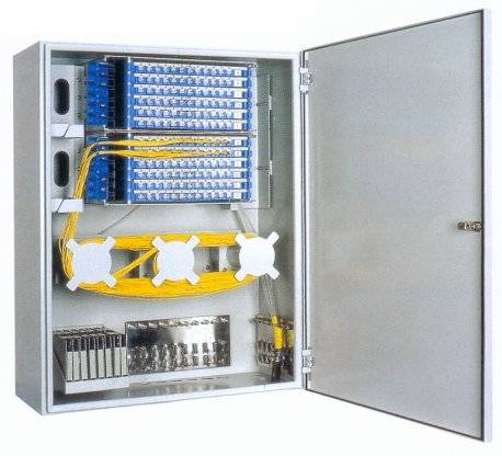 Optical Cross Connection Cabinets,Fiber Optic Termination Splice Slicing Cross Connection Cabinets,O