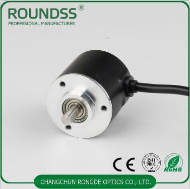 40mm diameter rotary shaft encoder optical encoder replace AUTONICS