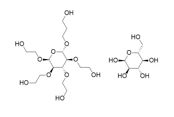 Hydroxyethyl starch (CAS NO.:9005-27-0)