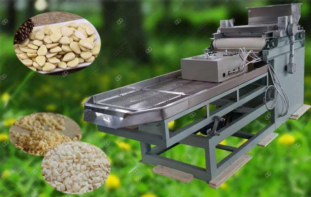 Automatic Peanut Chopping Cutting Machine