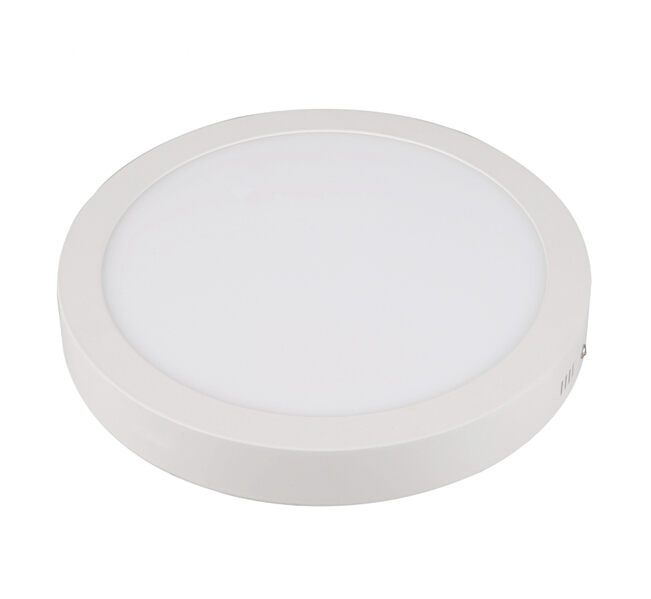 high quality hot selling round surface mounted led panel light