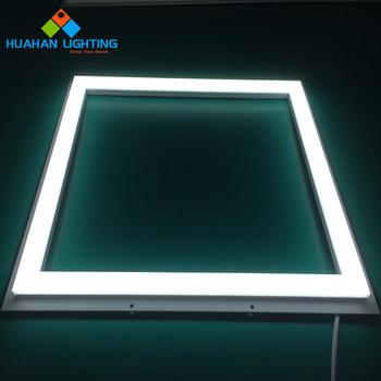led panel frame lights