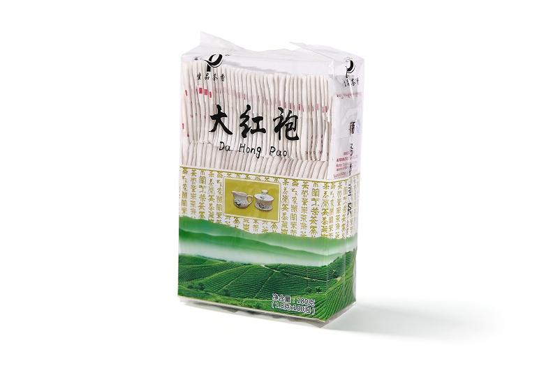 Chinese Premium WuYiShan Mount semi-fermented DaHongPao Oolong tea bag