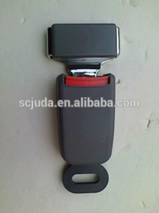 black&gray Seat belt Buckle&Tongue