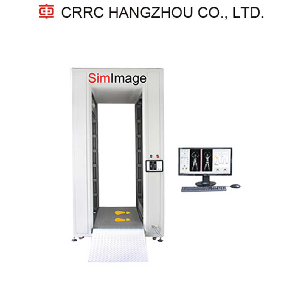 High Quality Product Millimeter Wave Full Body Scanner Price