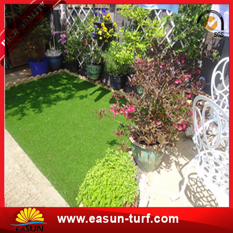 Garden Decoration Artificial Turf Grass synthetic grass turf-Donut