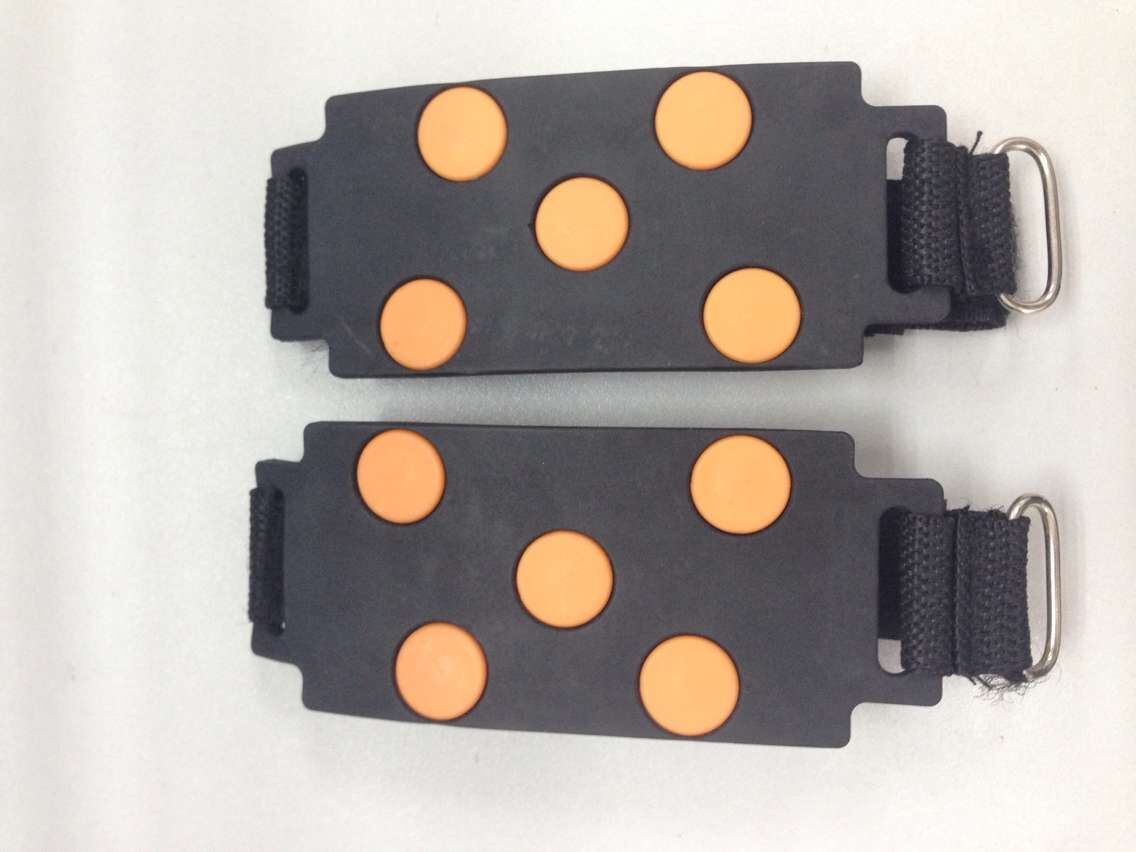 Anti slip safety ice grippers