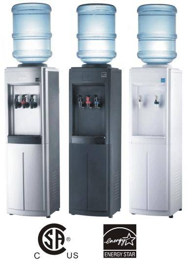 Hot and Cold Compressor Cooling Water Dispenser/Water Cooler ...