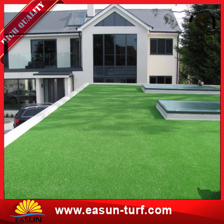 outdoor playground synthetic grass for garden artificial grass for landscape-Donut
