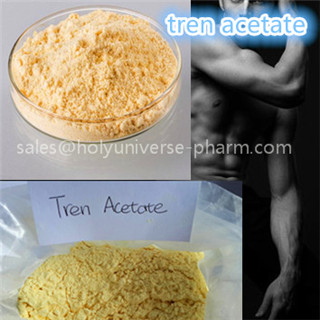 Trenbolone acetate 99% purity Lean muscle Cas 10161-34-9