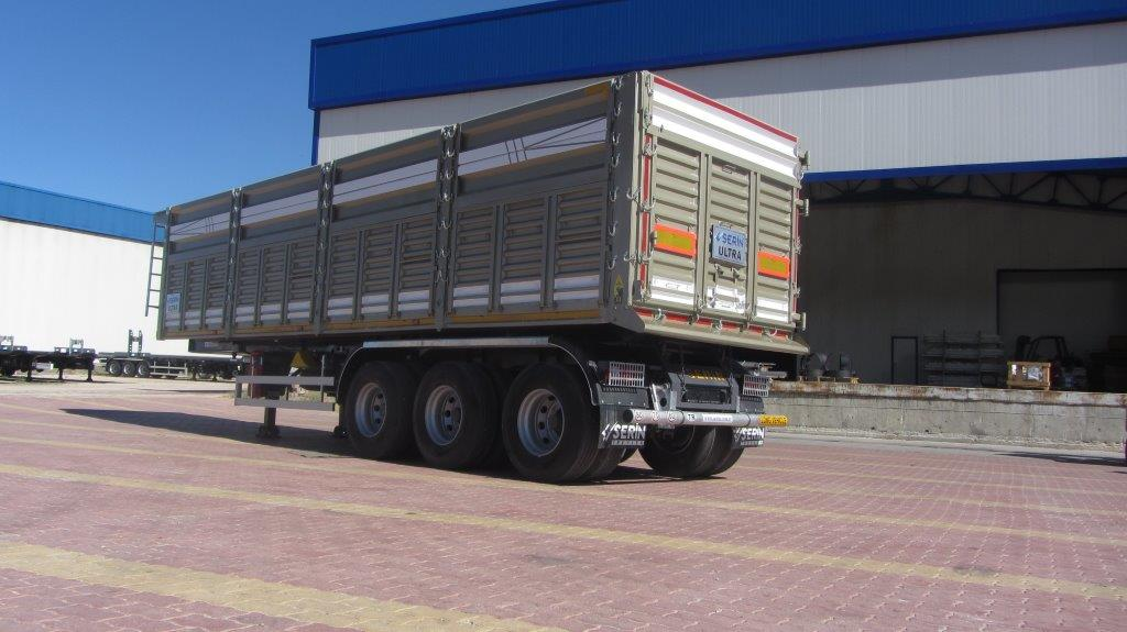 Grain Type of Tipper
