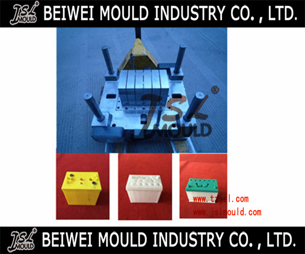 Injection Car Plastic Battery Case Mould