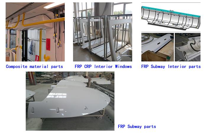 Subway Parts