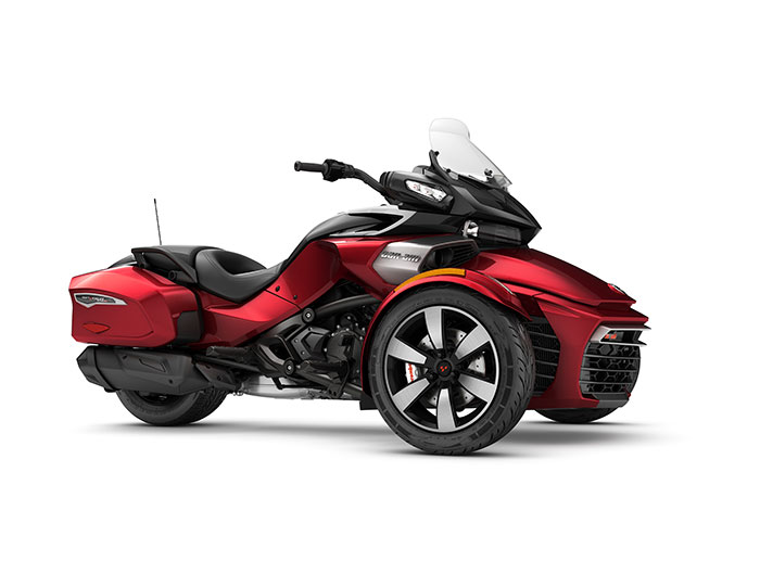 2017 CAN AM SPYDER F3-T