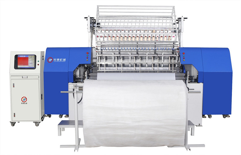 Computerized Shuttle Quilting Machine for bed factory