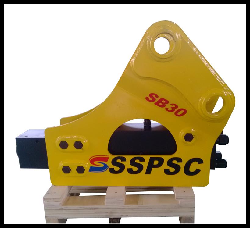 Side Type hydraulic breaker hammer SB30